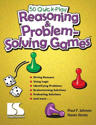 Picture of 50 Quick-Play Reasoning and Problem-Solving Games Book