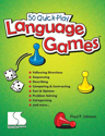 Picture of 50 Quick-Play Language Games Book