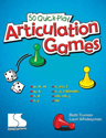 Picture of 50 Quick-Play Articulation Games - Book