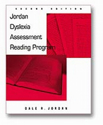 Picture of Jordan Dyslexia Assessment/Reading Program Instructor's Manual