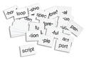 Picture of LiPS-4 Syllable Magnets