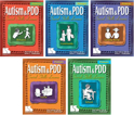 Picture of Autism and PDD: Primary Social Skills Lessons 5 CD Set