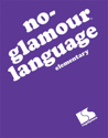 Picture of No Glamour® Language: Elementary Book