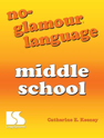 Picture of No Glamour® Language: Middle School Book