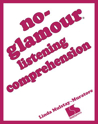 Picture of No Glamour Listening Comprehension - Book