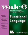 Picture of WALC 6: Functional Language - Book