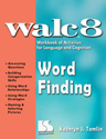 Picture of WALC 8: Word Finding - Book