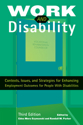 Picture for category Work and Disability: Contexts, Issues, and Strategies for Enhancing Employment Outcomes for People with Disabilities