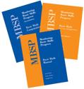 Picture for category Monitoring Basic Skills Progress: Basic Math Kit (MBSP)