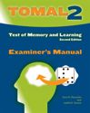 Picture for category Test of Memory and Learning (TOMAL-2)