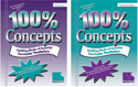 Picture of 100% Concepts 2 Book Set