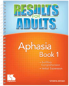Picture of Results for Adults Aphasia Book 1 - Book