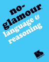 Picture of No Glamour® Language and Reasoning Book