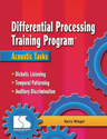 Picture of Differential Processing Training Program: Acoustic Tasks Book
