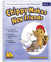 Picture of Book 5 - Chippy Makes New Friends (targets t and d)