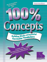Picture of 100%® Concepts: Intermediate Book