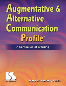 Picture of Augmentative & Alternative Communication Profile