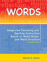 Picture for category Words: Integrated Decoding and Spelling Instruction Based on Word Origin and Word Structure – Second Edition