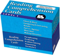 Picture of Reading Comprehension Cards Level 1