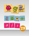 Picture of Literacy Plus Phonological Fun - FunTiles