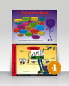 Picture of Literacy Plus Sounds and Vowels Wallcharts