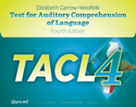 Picture of TACL-4 Test for Auditory Comprehension of Lang 4E