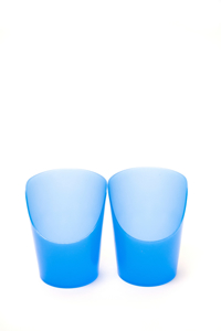 Picture of Cut-Out Cup Blue