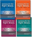 Picture of Lessons for the Right Brain–Second Edition: