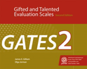 Picture for category Gifted and Talented Evaluation Scales-2 GATES-2