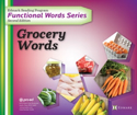 Picture of The Edmark Functional Word Second Edition - EFWS:  Grocery Words Kit