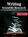 Picture of Writing Scientific Research in Communication Sciences and Disorders