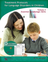 Picture for category Treatment Protocols for Language Disorders in Children - Volume I