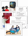 Picture of Autism and PDD: Photo Cards - Verb Tense Questions