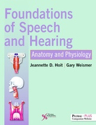 Picture of Foundations of Speech and Hearing Anatomy and Physiology