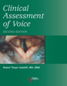 Picture of Clinical Assessment of Voice 2nd Edition