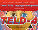 Picture of Test of Early Language Development-TELD-4