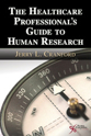 Picture of The Healthcare Professional's Guide to Human Research
