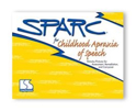 Picture of Sparc for Childhood Apraxia of Speech Book