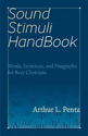 Picture of Sound Stimuli Handbook