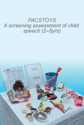 Picture of PACSTOYS: A screening assessment of child speech (2-5yrs)