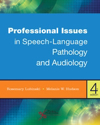 Picture of Professional Issues in Speech-Language Pathology and Audiology