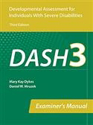Picture of DASH-3 Examiners Manual