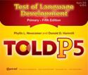Picture of TOLD-P:5  Test of Language Development- Primary: 5th Edition