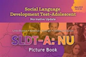 Picture of Social Language Develop Test Adol-NU Picture Book
