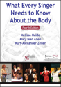 Picture of What Every Singer Needs to Know About the Body - 4th Edition