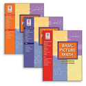 Picture of Basic Picture Math - COMBO All 3 Level Books