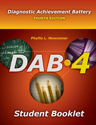 Picture of DAB-4 Student Booklet