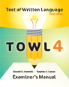 Picture of TOWL-4 Examiners Manual