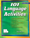 Picture of 101 Language Activities Book