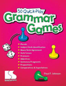 Picture of 50 Quick-Play Grammar Games - Book